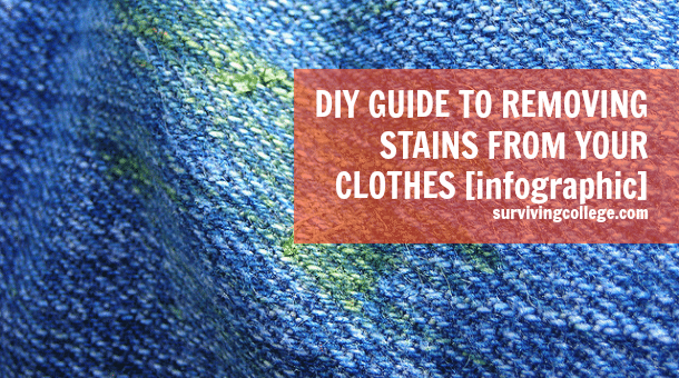 diy stain removal guide