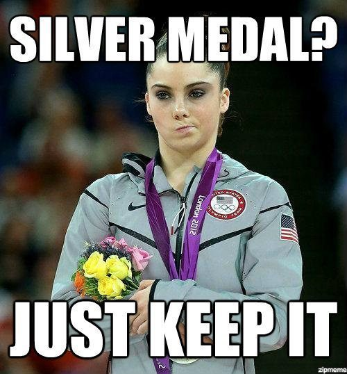 McKayla Maroney Not Impressed Meme