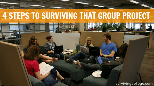 Surviving Group Projects