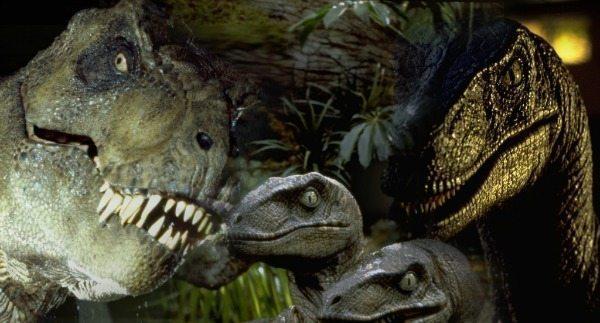 Jurassic Park 3D feature