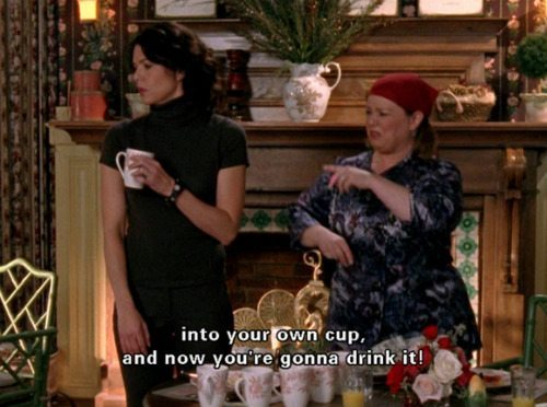 Gilmore Girls Lorelai Sookie 1