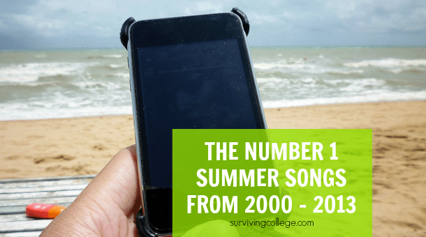 Hit Songs of Summer 2000 to 2013 Summer Number 1s