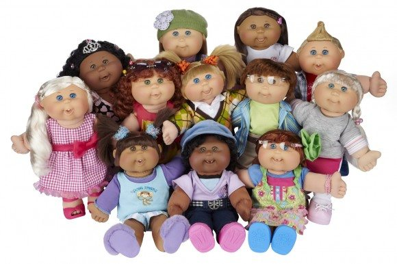 Cabbage Patch Kids - 90s Girls Toys