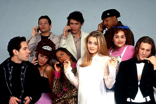 Clueless Cast - 90s Movies - Cast of Clueless