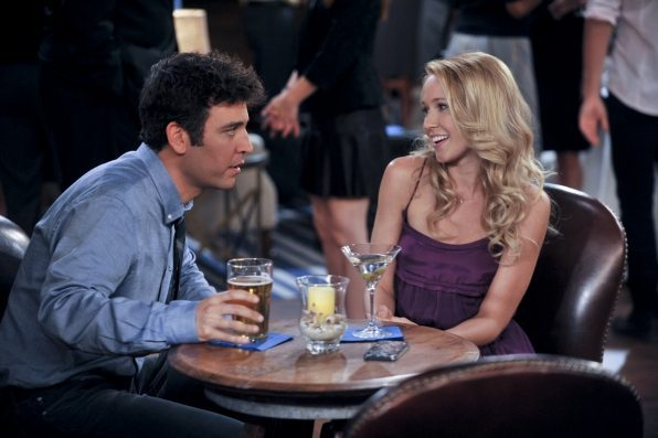 How I Met Your Mother - Ted and Cassie