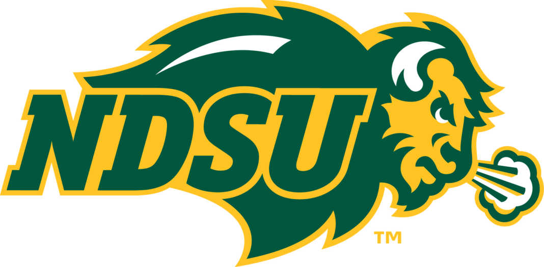 North Dakota State University Bison - Thundar - Mascot Monday Logo