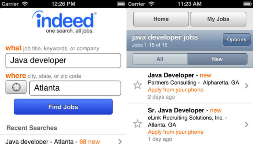 Tech Tuesday: 4 Apps That Will Get You a Job | Surviving College