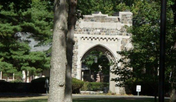 Drew University Arch