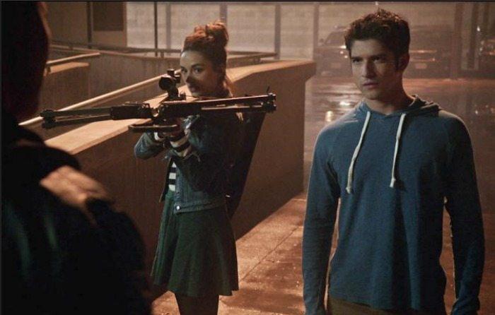 Teorias   Teen Wolf- Allison tamb  233 m est  225  com o NogitsuneTeen Wolf Season 3 Scott And Allison