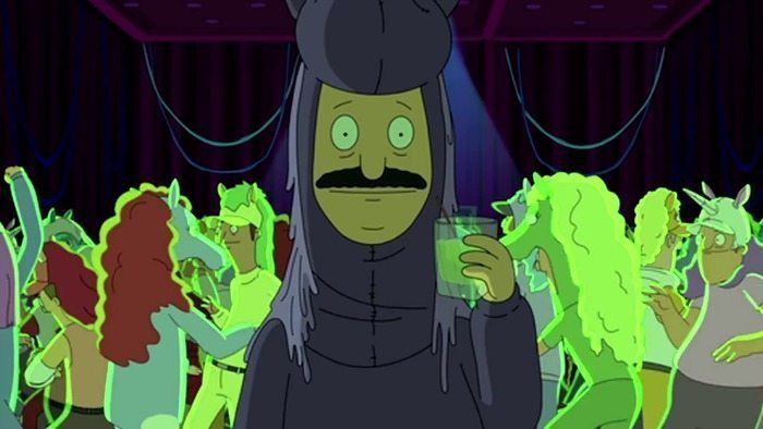 Bob's Burgers Season 4 The Equestranauts