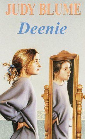 Judy Blume Deenie Book Cover