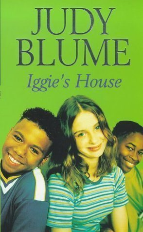 Judy Blume Iggie's House Book Cover