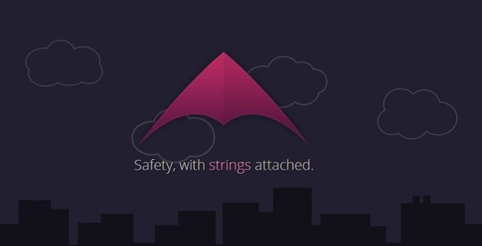 Web Safety App KiteString