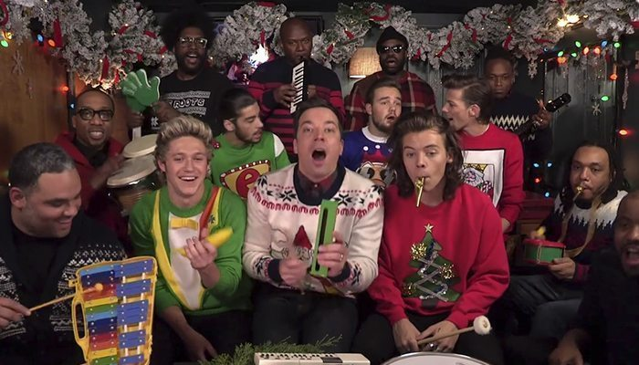 Jimmy Fallon One Direction